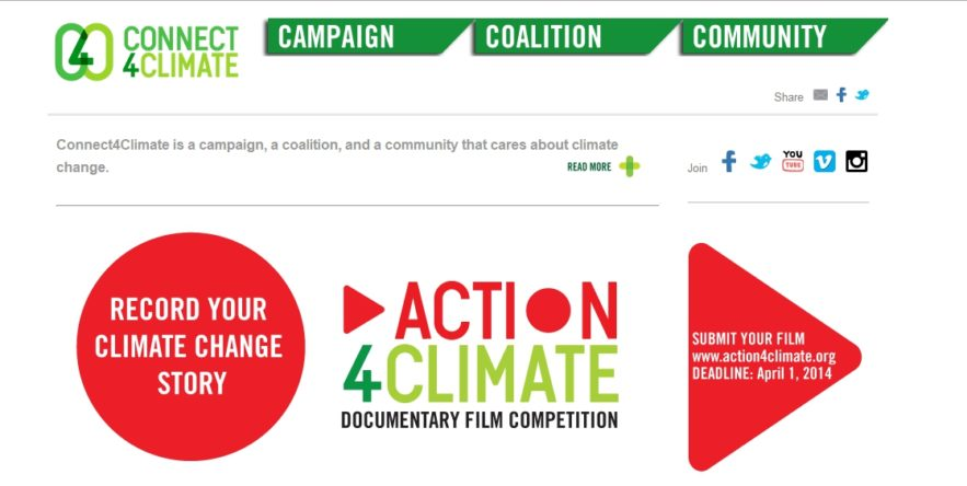 Международный конкурс Action4Climate