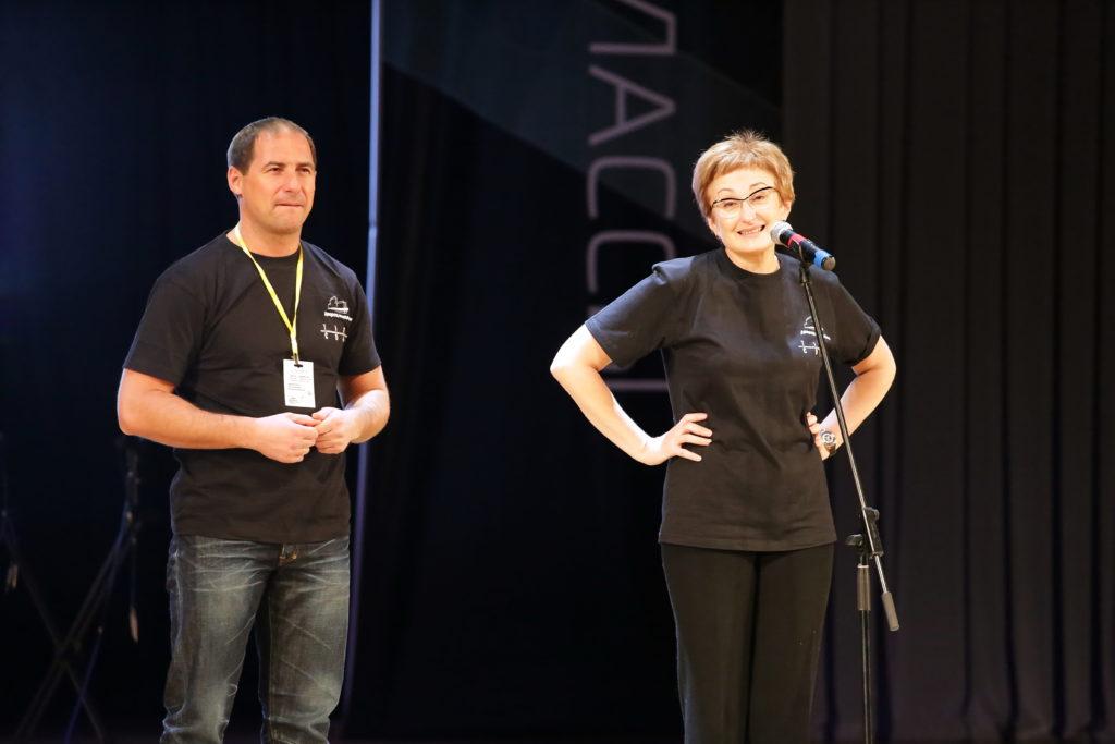 Финал фестиваля TIME CODE-2014