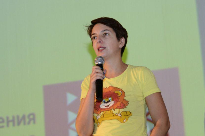 Видеоверсия лекции Ксении Лукичевой на TIME CODE-2015