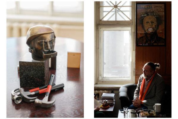 """""""Я не чувствую, что я ограничен в свободах"""", - интервью с Юрием Грымовым"""