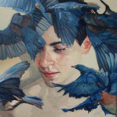 Счетчик Гёте-Бродского: от синей энергии до черной кулисы