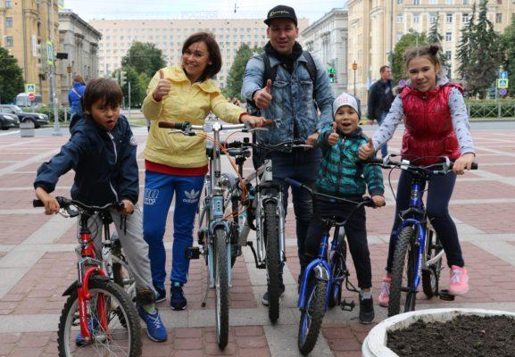 Велосипед как стиль жизни