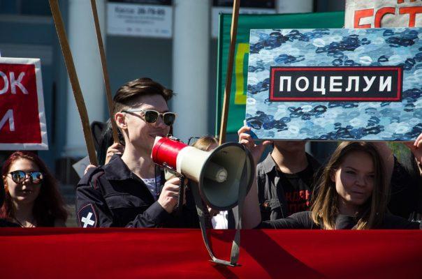 Монстрация, которая смогла: разговор с организатором и участниками шествия